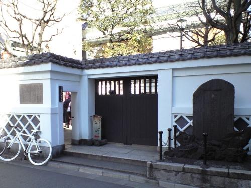 本所松坂 吉良邸