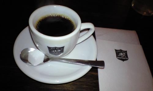 柏ボンベイのデミタスコーヒー