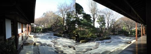 一茶双樹記念館(庭園)