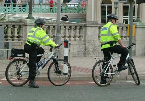 英国自転車パトロール隊