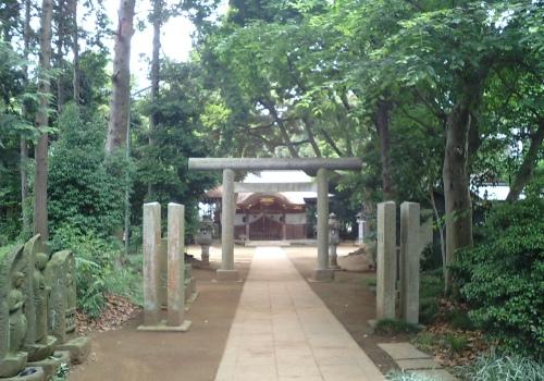 加村台大宮神社