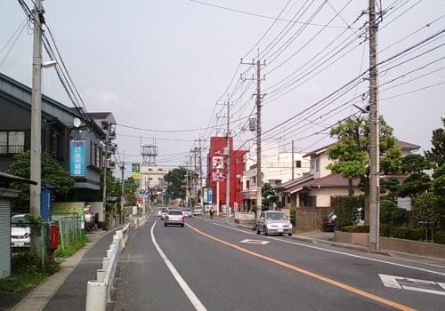 加村の風景